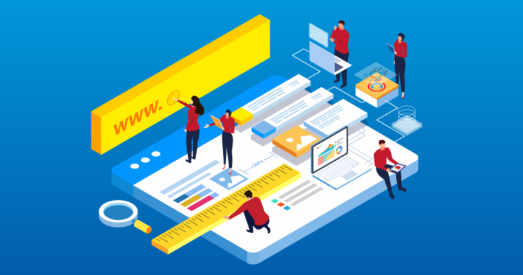 website design services & development