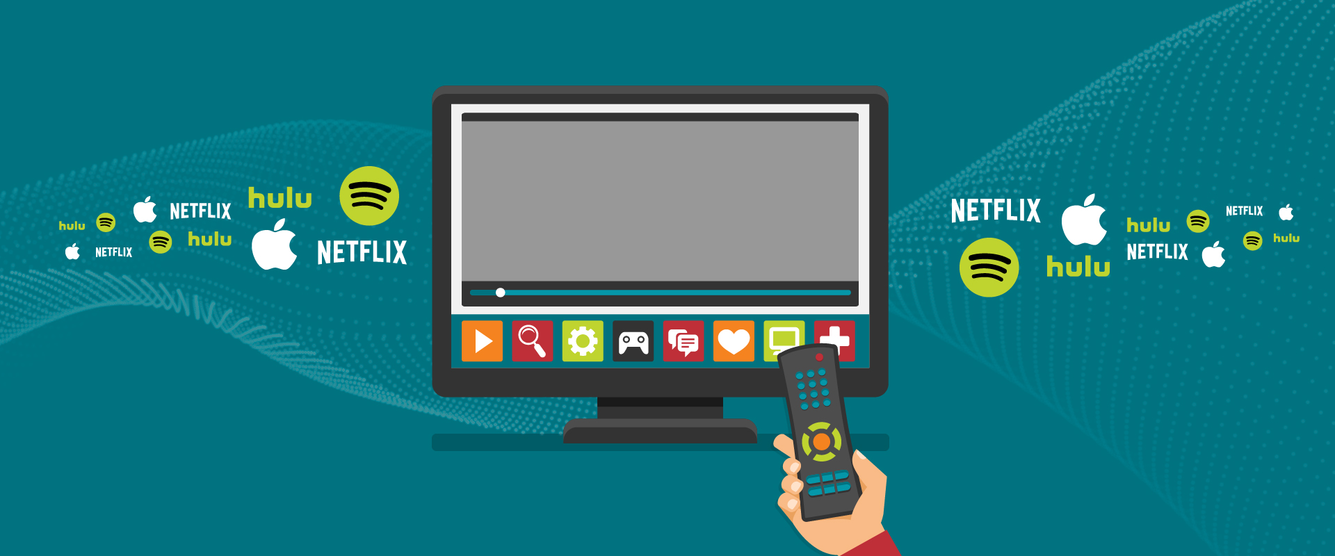 What Is OTT Advertising | Anytime Digital Marketing | Over The Top TV Ads