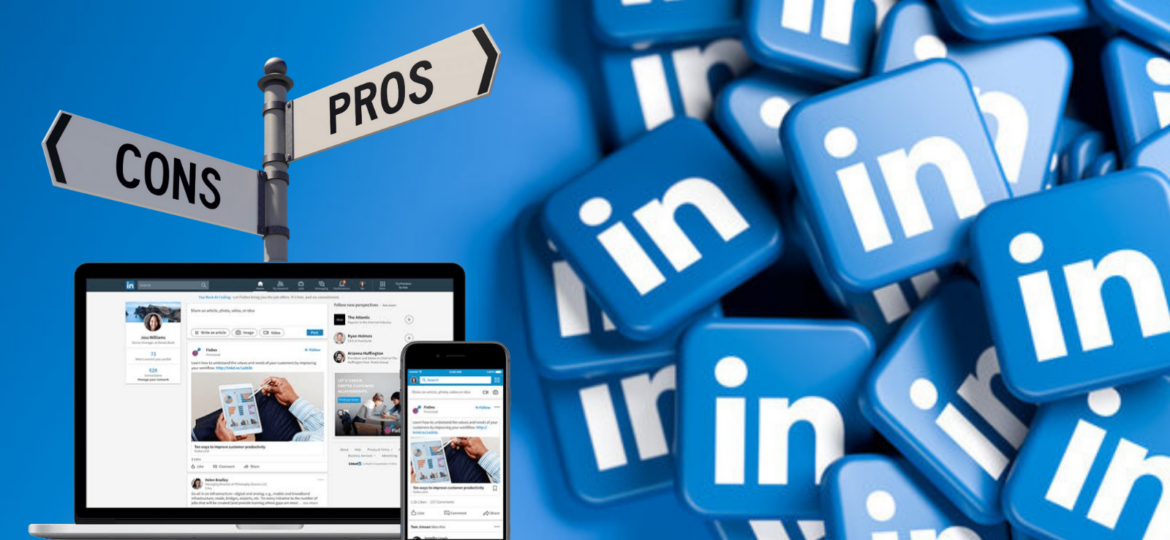 LinkedIn Ads Pros and Cons