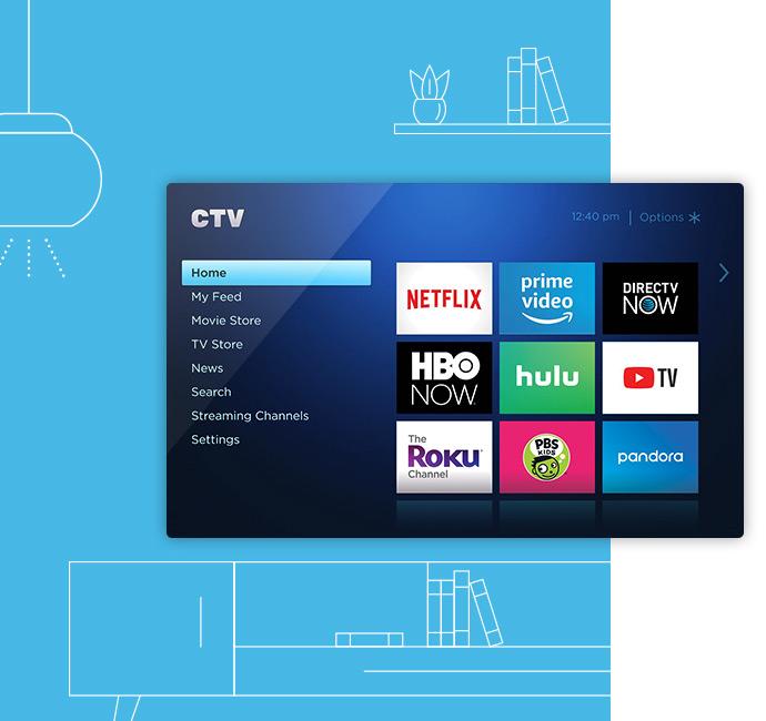 OTT & CTV Advertising agency